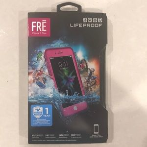 New Lifeproof Fre iPhone 7 Plus phone case